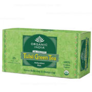 buy Organic India Tulsi Green Tea in Delhi,India