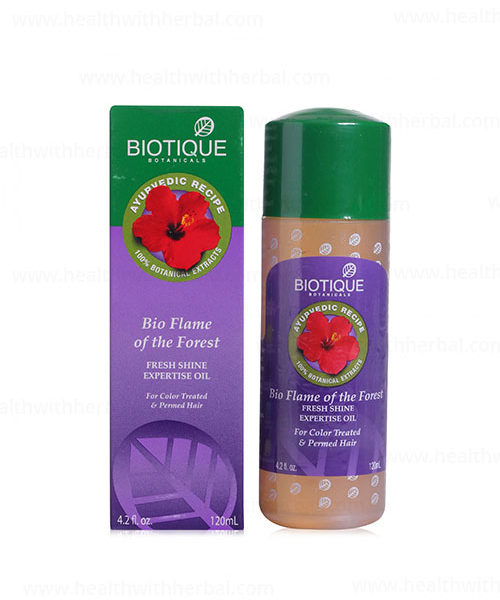 buy Biotique Bio Flame of the Forest Oil in Delhi,India