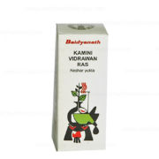 buy Baidyanath Kamini Vidrawan Ras in Delhi,India