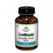 buy Organic India Breathe Free in Delhi,India