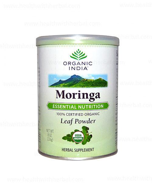 buy Organic India Moringa Powder in Delhi,India