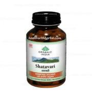 buy Organic India Shatavari in Delhi,India