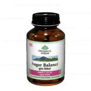 buy Organic India Sugar Balance 60 Capsules in Delhi,India