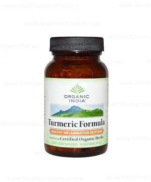 buy Organic India Turmeric Formula in Delhi,India