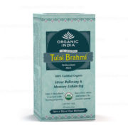 Organic India Tulsi Bhrami Tea