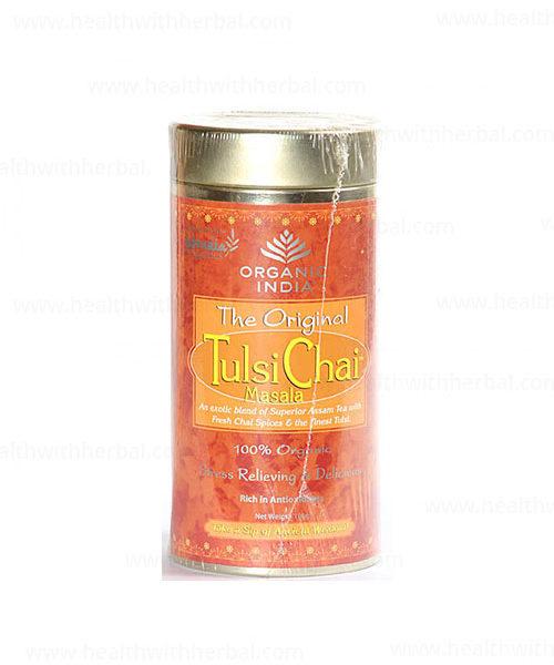 buy Organic India Tulsi Chai Masala in Delhi,India