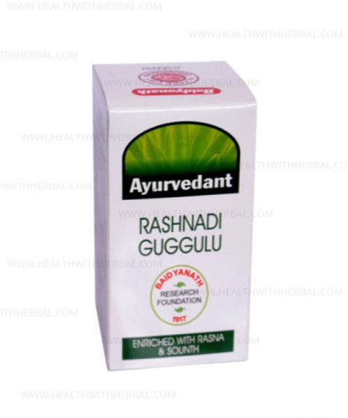 buy Ayurvedant Rashnadi Guggulu in Delhi,India