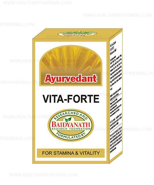 buy Ayurvedant Vita Forte Capsule in Delhi,India