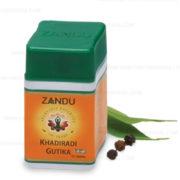 buy Zandu Khadiradi Gutika in Delhi,India