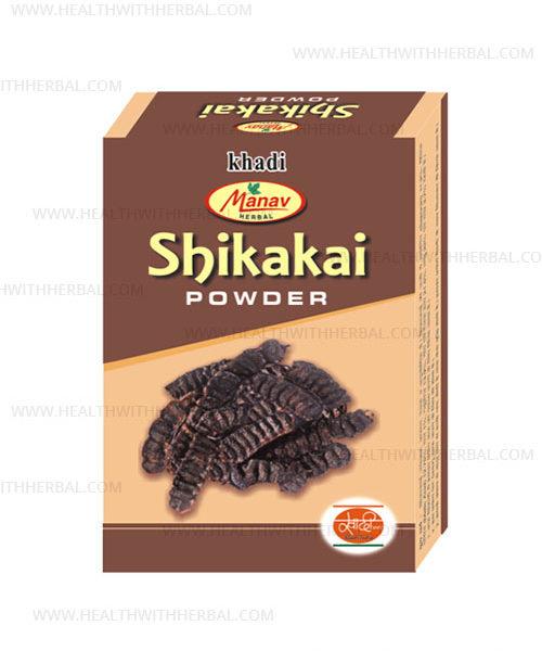 buy Khadi Shikakai Powder in Delhi,India