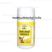 buy Kachnaar Guggul in Delhi,India