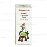 buy Shree Baidyanath Kamini Vidrawan Ras 5 Gms in Delhi,India