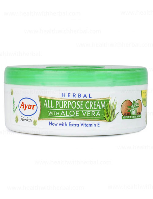 buy Ayur All Purpose Cream with Aloe Vera in Delhi,India