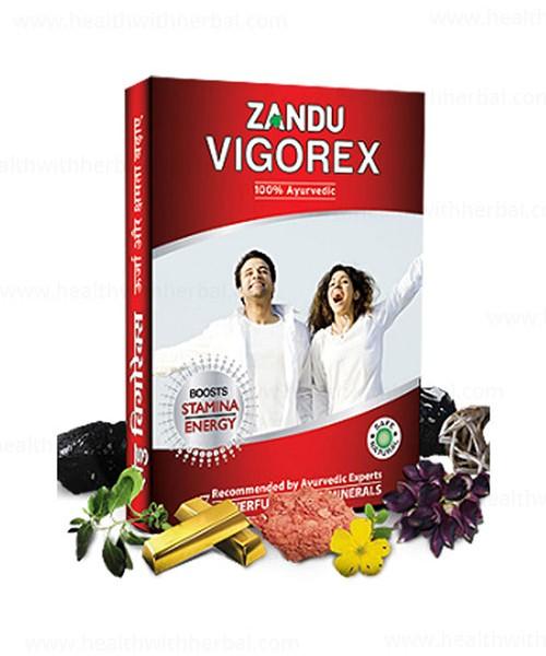 buy Zandu Vigorex in Delhi,India