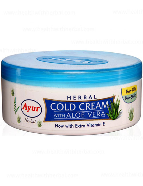 buy Ayur Cold Cream with Aloe Vera in Delhi,India