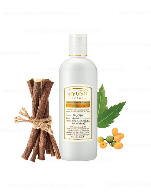 buy Ayush Dandruff Naashak Shampoo in Delhi,India