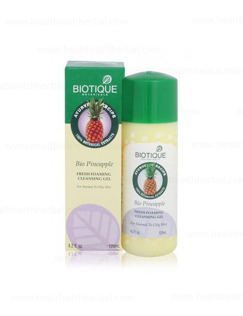 buy Bio-Pineapple Fresh Foaming Cleansing Gel in Delhi,India