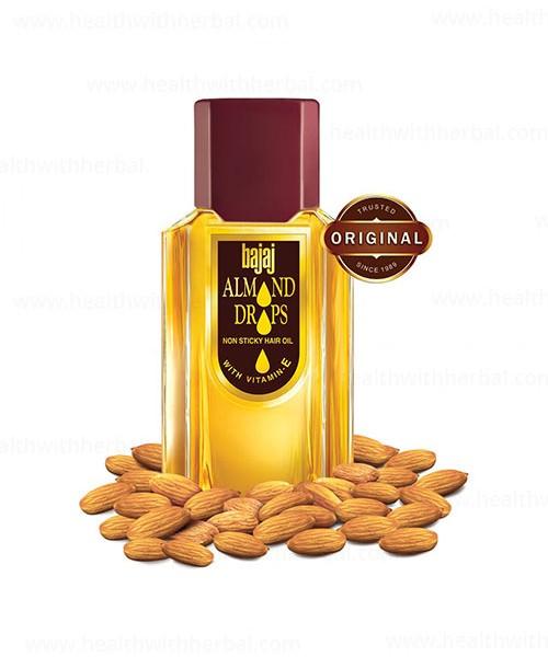 buy Bajaj Almond Drops Hair Oil in Delhi,India