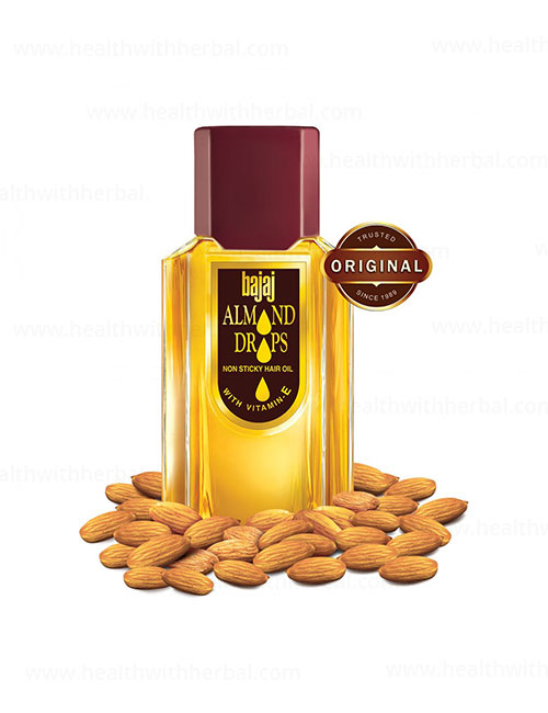 buy Bajaj Almond Drops Hair Oil in Delhi,India