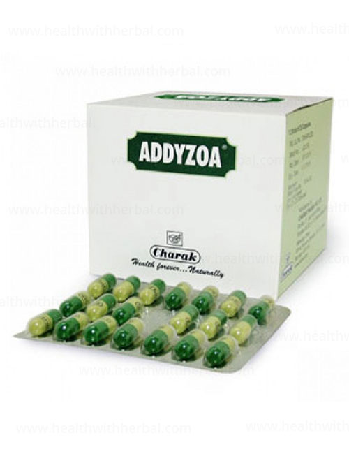 buy Charak Addyzoa Capsules in Delhi,India