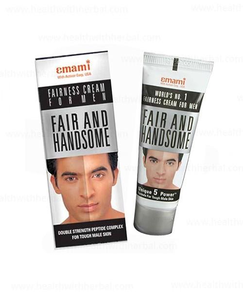 buy Emami Fairness & Handsome Cream for Men in Delhi,India