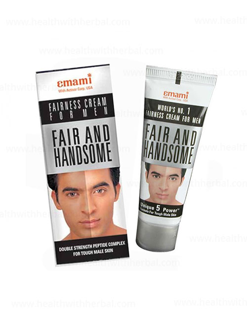 buy Emami Fairness & Handsome Cream for Men in Delhi,India