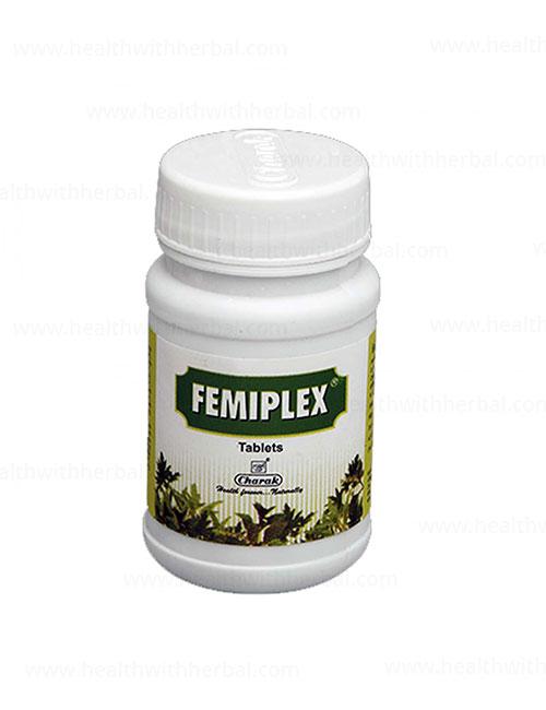 buy Charak  Femiplex Tablets in Delhi,India