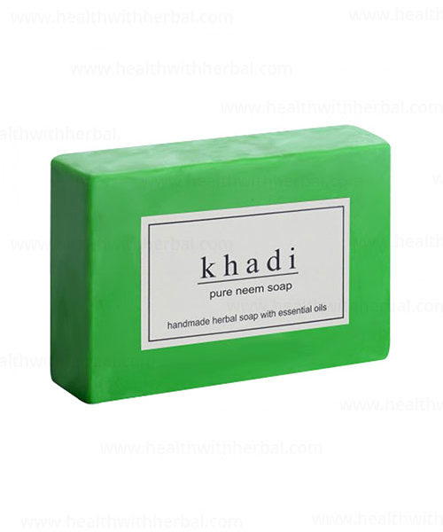 buy Khadi Pure Neem Soap in Delhi,India