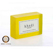 buy Khadi Lemon Soap in Delhi,India