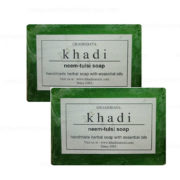 buy Khadi Neem Tulsi Soap in Delhi,India