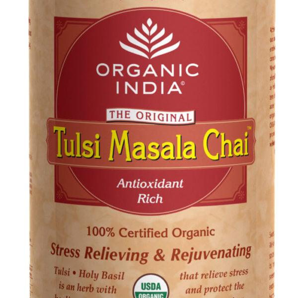 buy Organic India Tulsi Masala Chai 100gm in Delhi,India