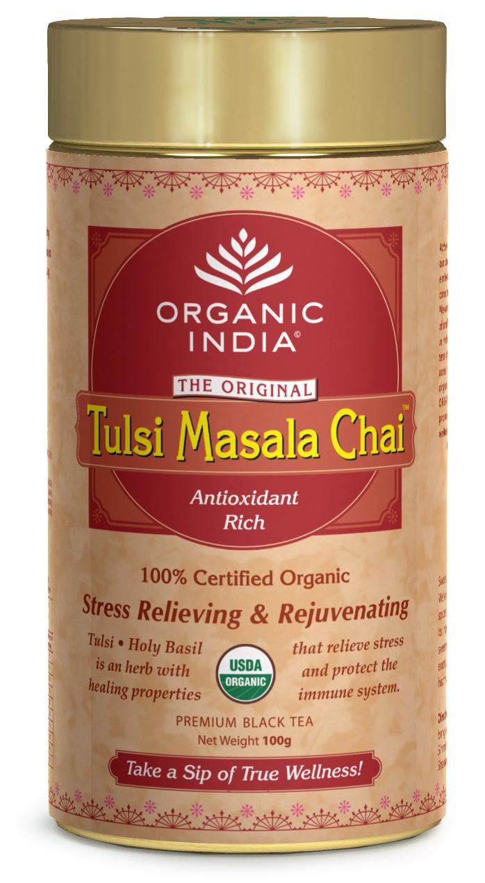 organic-chai-masala-tea-100-gram-loose-tea - Buy Ayurvedic ...