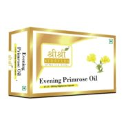 buy Sri Sri Ayurveda Evening Primrose Oil 30 Capsules in Delhi,India