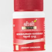 buy Sri Sri Ayurveda Gokshuradi Guggulu 30 Tablets in Delhi,India