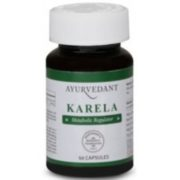 buy Ayurvedant Karela 60 Capsules Useful in Diabetes in Delhi,India