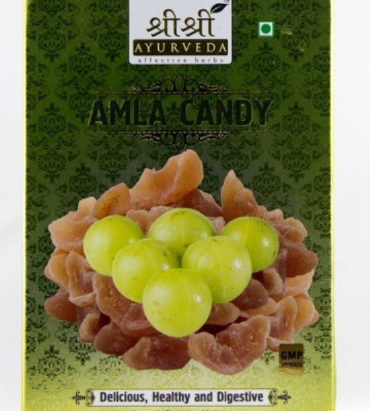 buy Sri Sri Ayurveda Amla Candy 400 gm in Delhi,India