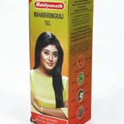 buy Baidyanath Mahabhringraj Herbal Hair Oil 50 ml in Delhi,India
