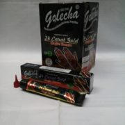 buy Golecha 24 Carat Gold Magic Henna Black Tubes (Pack of 12) in Delhi,India