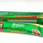 buy Golecha 24 Carat Gold Magic Henna Green Tubes (Pack of 12) in Delhi,India