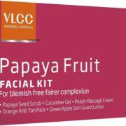 buy VLCC Payaya Fruit Facial Kit in Delhi,India