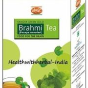 buy Kangra Green Gold Brahmi Tea (Bacopa Monnieri) 100 Gm in Delhi,India