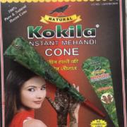buy Kokila Natural Henna Cones (Pack of 12) in Delhi,India