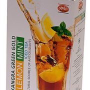 buy Kangra Green Gold Lemon Mint Iced Tea100 gms in Delhi,India