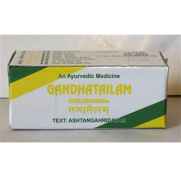buy Ayurvedic Gandha Tailam in Delhi,India