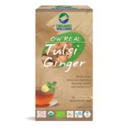 buy Organic Wellness Tulsi Ginger Green Tea in Delhi,India