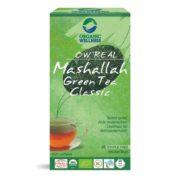 buy Organic Wellness Mashallah classic Tulsi Green Tea Bags in Delhi,India