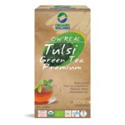 buy Organic Wallness Tulsi Green Tea Premium ( Tea Bags ) in Delhi,India