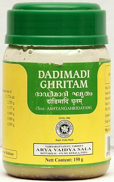 buy Ayurvedic Dadimadi Ghritam in Delhi,India