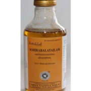 buy Arya Vaidya Sala  Ayurvedic Kshirabalatailam Tailam 200ml in Delhi,India