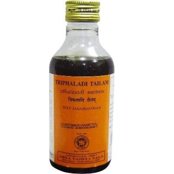 Buy Ayurvedic Triphaladi Tailam In Delhi India At